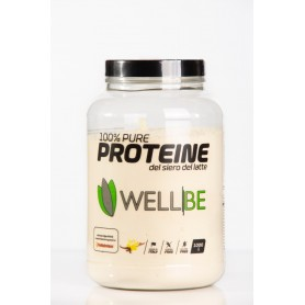 PROTEINA WELL BE PISTACCHIO E CACAO 1 KG