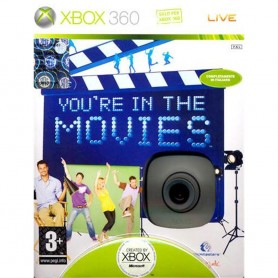 YOU'RE IN THE MOVIES+WEBCAM XBOX 84835