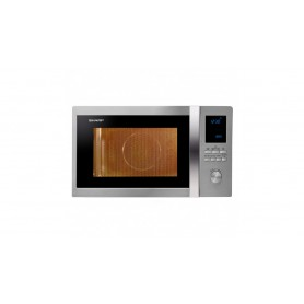 FORNO A MICROONDE SHARP R-922STWE