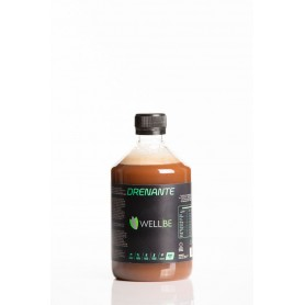 DRENANTE WELL BE GUSTO ANANAS 500 ML