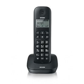 TELEFONO CORDLESS BRONDI GALA NERO