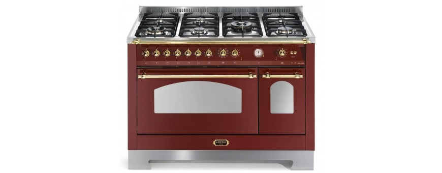cucine elettriche/cucine a gas